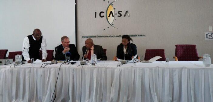 ICASA needs four new councilors