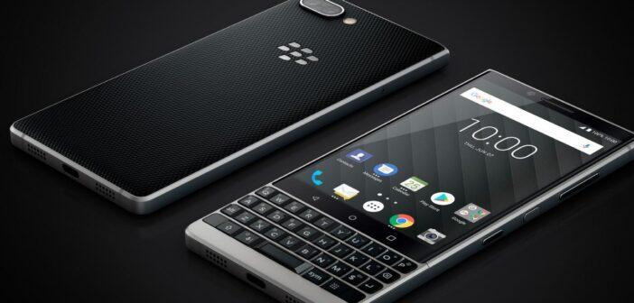 Blackberry branded smartphones are back