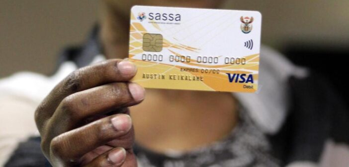 Social grant payments suspended