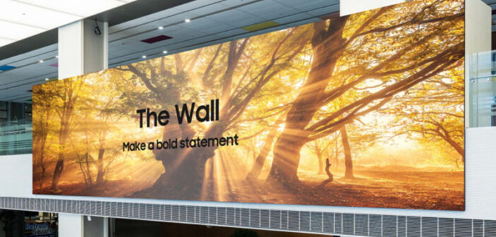 Samsung launches 1,000-inch 16K TV