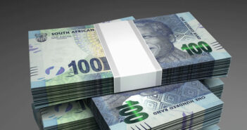 SA stocks near a record as rand boosts banks
