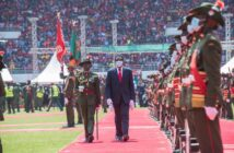 Zambia's new president promises to rescue economy from ruin