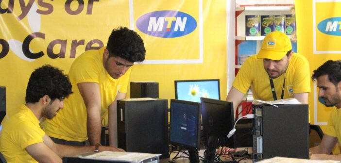 MTN in talks to sell its wireless business in Afghanistan