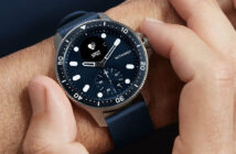 Withings' latest hybrid smartwatch poses as a luxury dive watch
