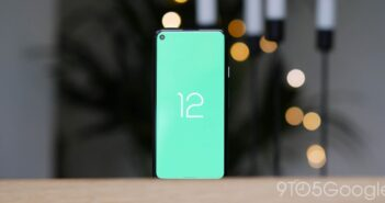 Google pushes release date for Android 12 closer