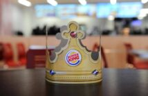 Authorities approve Burger King sale