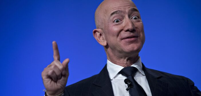 Jeff Bezos to invest in start-up aiming to reverse ageing