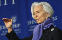 IMF chief called out on pressure to lift China ranking in report