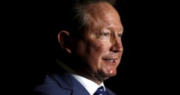 Billionaire miner, Andrew Forrest sees next fortune in rush for clean energy