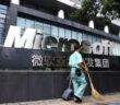 Microsoft shuts down LinkedIn in China